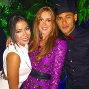 Neymar e Anitta vão à festa de aniversário de Marina Ruy Barbosa e Luma Costa