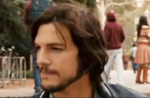 Ashton Kutcher aparece em primeiro trailer do filme sobre vida de Steve Jobs