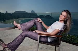 Fiorella Mattheis revela: 'Nunca tive sonho de casar, mas filho é um fato'