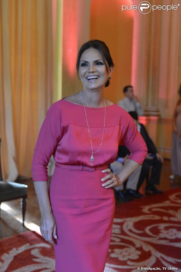 Luiza Brunet vai estrear como atriz na TV Globo em quadro do 'Fantástico', segundo a coluna 'Diário da Fama'