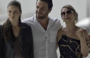 'Verdades Secretas': Angel se irrita com ordens de Alex e briga com Carolina