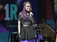 Larissa Manoela canta durante festa de lançamento da nova novela do SBT. Vídeo!