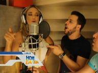 Ticiane Pinheiro canta em estreia no 'Hoje em Dia' e fãs elogiam: 'Afinadinha'