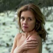 Adriana Esteves faz 1ª cena de nu frontal da carreira em filme:'Embarquei mesmo'