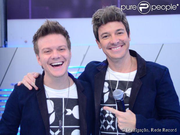 Michel Teló é o convidado do programa 'Melhor do Brasil' deste domingo, 7 de julho de 2013