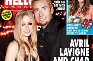 Avril Lavigne fala sobre casamento: 'Fez me sentir uma mulher completa'
