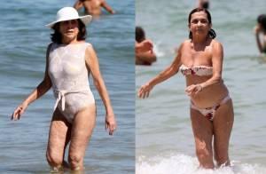 Betty Faria recebe apoio de famosos após polêmica por usar biquíni aos 72 anos