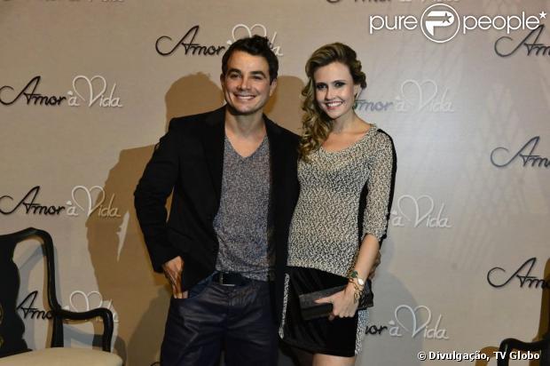 Anderson di Rizzi namora Taise Galante há dois anos e meio