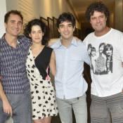 Maria Flor e Caio Blat lançam microssérie derivada do filme 'Xingu' no Rio
