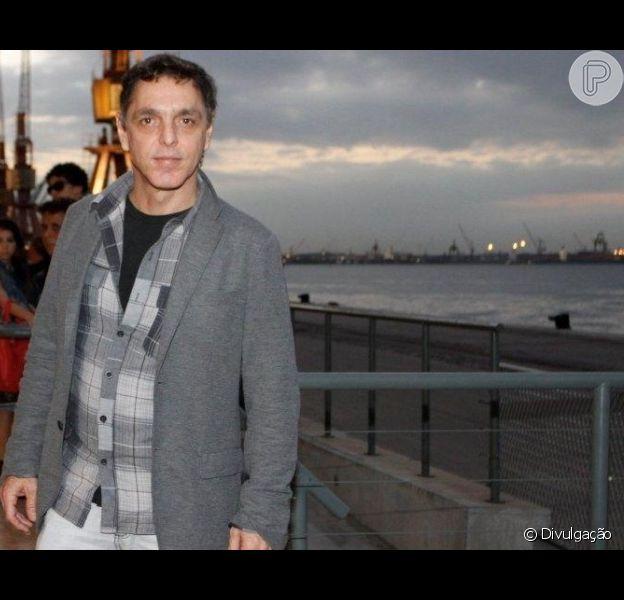 Guilherme Leme deve ter alta esta semana, após ficar internado para se tratar de um câncer na garganta