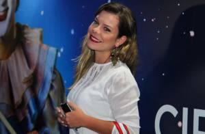Fernanda Souza fala sobre saúde de Thiaguinho: 'Ele está ótimo'