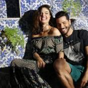 Isis Valverde elogia o namorado, Uriel del Toro: 'Tira meus melhores sorrisos'