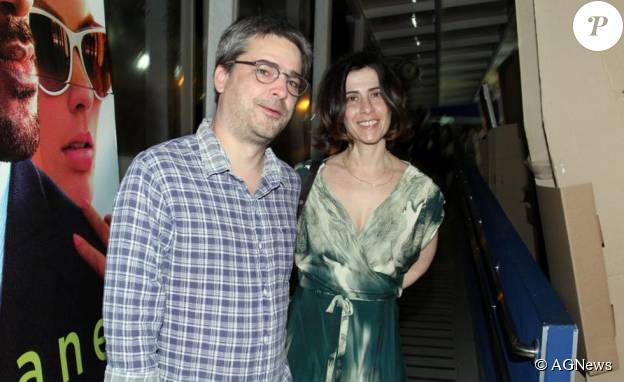 Fernanda Torres e Andrucha Waddington