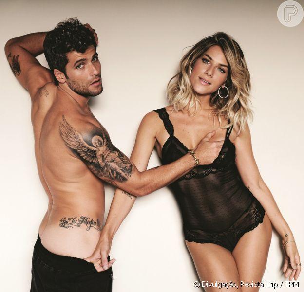 Bruno Gagliasso e Giovanna Ewbank superaram a crise no casamento após o ator assumir que traiu a mulher. Depois de dois meses separados, os artista reataram e vivem bem até hoje
