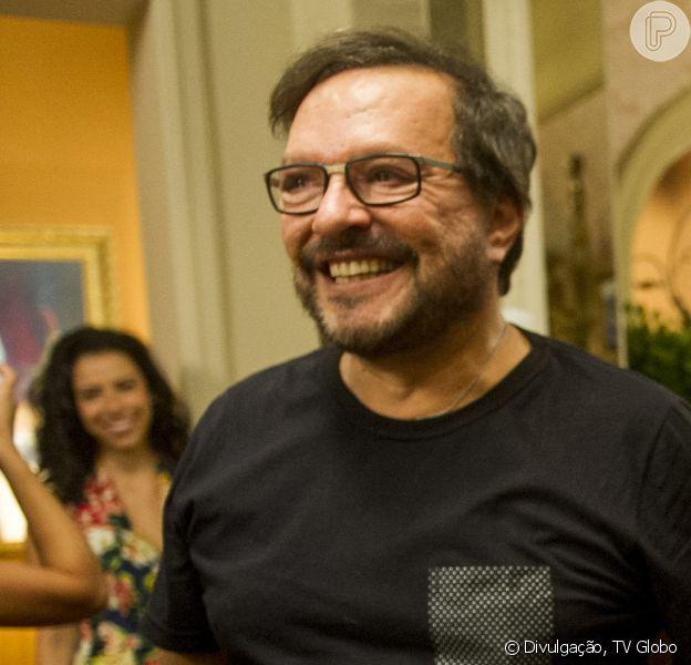 Assaltante invadiu a casa de Wolf Maya, na Zona Sul do Rio. Bandido rendeu filha e genro do diretor, mas acabou sendo preso durante a tentativa de assalto nesta terça, 22 de setembro de 2015