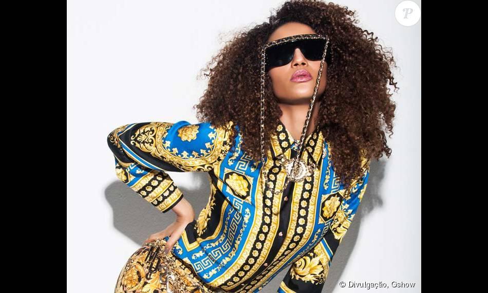 Fã de Beyoncé, a atriz já revelou que gostaria de ser a cantora: 'Referência para tudo'