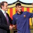 A nova residência de Neymar fica perto de onde mora Lionel Messi