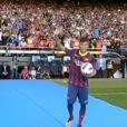 A casa de Neymar em Barcelona tem cinco cômodos