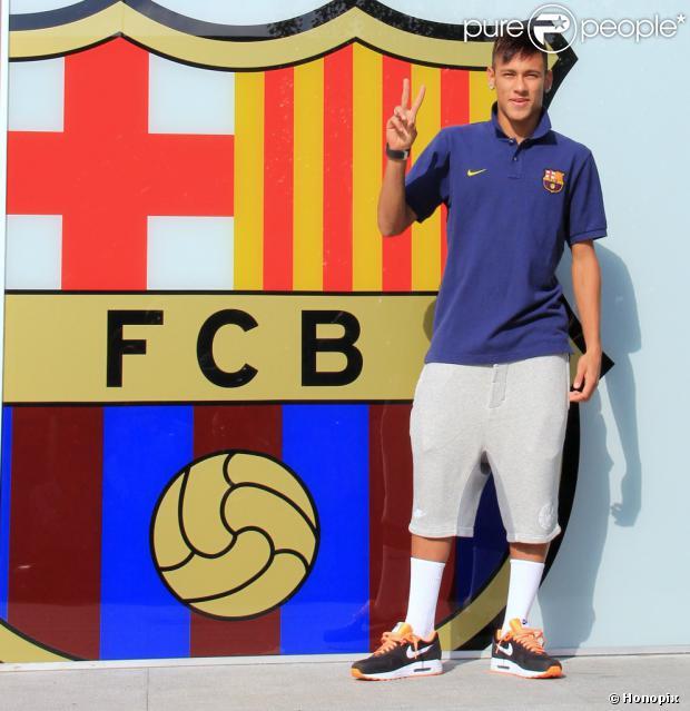 Neymar escolheu sua casa na Espanha. O jogador irá morar em Pedralbes, um bairro nobre de Barcelona