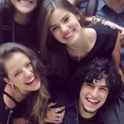 Camila Queiroz se despede do elenco de 'Verdades Secretas': 'Obrigada por tudo'