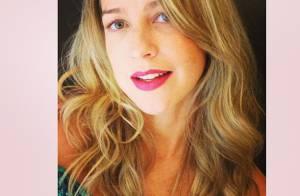 Luana Piovani se casa nesta sexta-feira e mostra lingerie da noite de núpcias