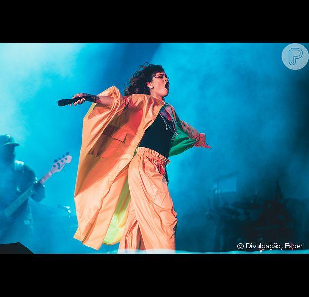 Rihanna se apresentou no penúltimo dia do Rock in Rio neste sábado, 26 de setembro de 2015