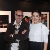 Bárbara Paz retoma relação com Hector Babenco e fala sobre casamento: 'Parceria'