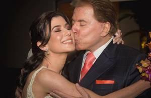 Veja fotos do casamento de Renata Abravanel, filha caçula de Silvio Santos