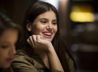 Camila Queiroz brinca sobre novo papel: 'Pressão da minha avó não vai subir'