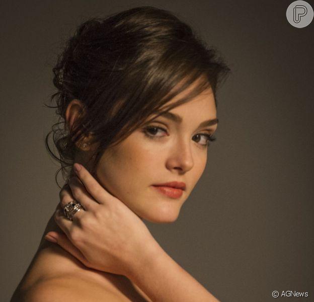Isabelle Drummond foi apontada como novo amor do jogador Alexandre Pato