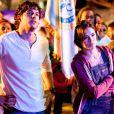 Na trama das seis, da TV Globo, Isabelle tem amor platônico por Bento (Marco Pigossi)
