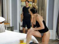 'Amor à vida': Amarilys (Danielle Winits) leva Eron para cama escondido de Niko