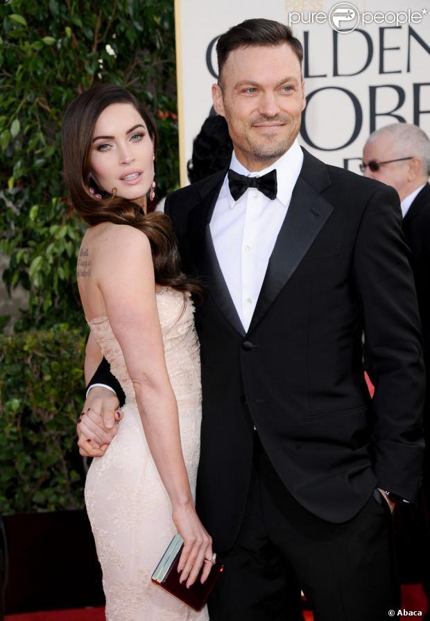 Megan Fox está esperando seu segundo filho com o marido, Brian Austin Green, em 2 de agosto de 2013