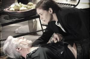 'Saramandaia': Zico infarta ao saber que é pai de Zélia (Leandra Leal)