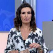Fátima Bernardes se solidariza com Deborah Colker em caso envolvendo neto em voo