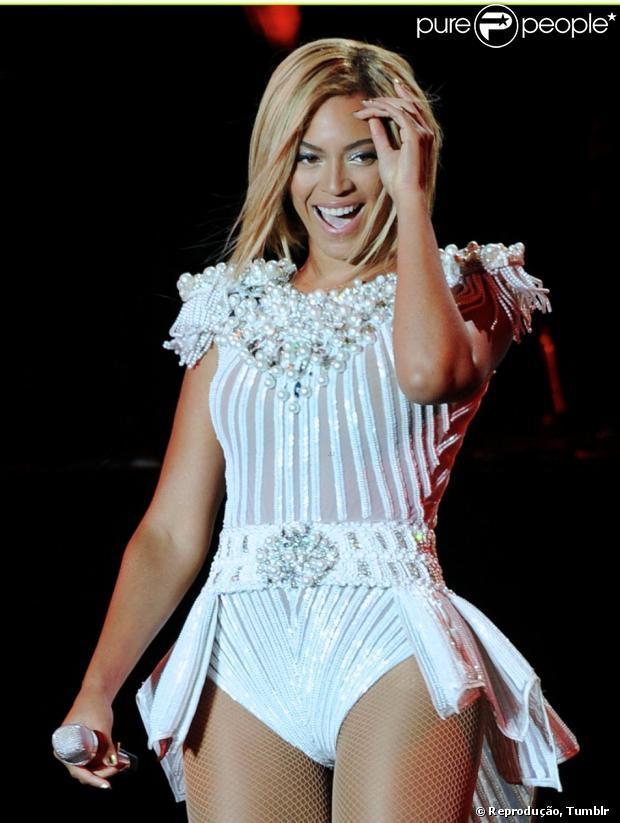 Beyoncé lançou nesta quinta-feira, 22 de agosto de 2013, um vídeo para divulgar os shows que ela vai fazer no Brasil