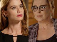 'Além do Tempo': Emília conta para Alberto sobre romance de Lívia e Felipe