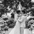 Sophie Charlotte classificou o casamento como o momento mais feliz de sua vida