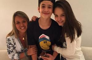 Larissa Manoela faz festa para João Guilherme, apontado como affair; fãs vibram