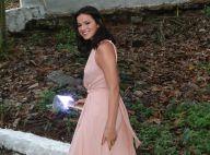 Bruna Marquezine redobra os cuidados com os cabelos na lua cheia. Aos detalhes!