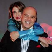 Luciana Gimenez e o marido dormem em quartos separados: 'Acostumei'