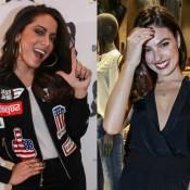 Anitta e Isis Valverde gravam clipe da música 'Essa Mina é Louca' em segredo