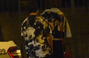 Manu Gavassi e Rafael Vitti deixam juntos casa de shows em São Paulo. Fotos!
