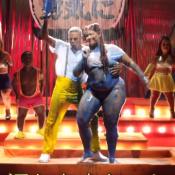 Conheça a dançarina de 109 kg que sensualiza de fio-dental com Nego do Borel