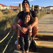 'Feliz de ter você', diz namorada de Gabriel Medina no aniversário do surfista