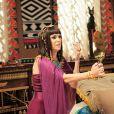 Adriana Garambone interpretou a vilã Yunet da novela 'Os Dez Mandamentos'