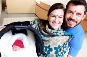 Após dois abortos, Adriana Garambone recorreu à barriga de aluguel para ser mãe