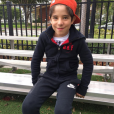 Romeo, 9 anos, é filho do apresentador e ator, marcos Mion, e tem autismo