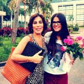 Antonia Morais, filha de Glória Pires, estreia gravando 'Guerra dos sexos'