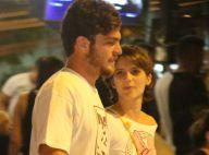 Isabella Santoni diz que namorado não tem ciúme de suas cenas quentes: 'Entende'